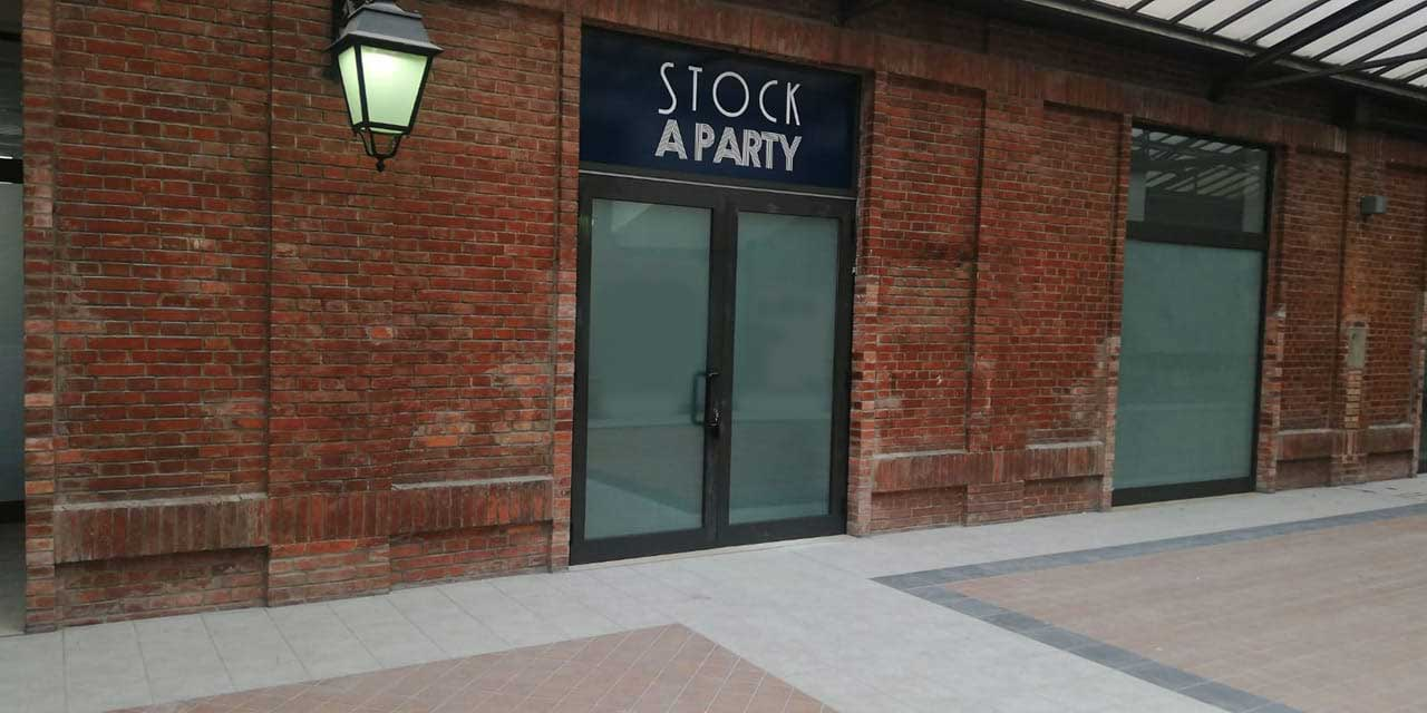 Sala Stock A Party